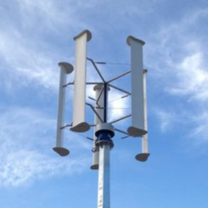 MOBIWIND Vertical Axis Wind Turbine