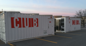 CUB Containerized Utility Battery