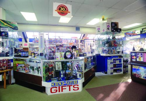 EfstonScience Store 2nd Floor