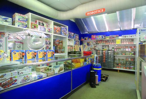 EfstonScience Store Robotics